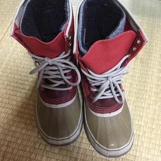 ソレル(SOREL)のSOREL ウォータープルーフブーツ(レインブーツ/長靴)