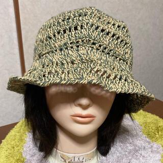 【夏に最適♪】帽子(麦わら帽子/ストローハット)