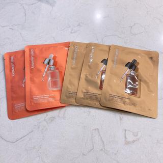 チャアンドパク(CNP)のCNP フェイスパック 5枚セット(パック/フェイスマスク)