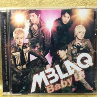 MBLAQ / Baby U!(K-POP/アジア)