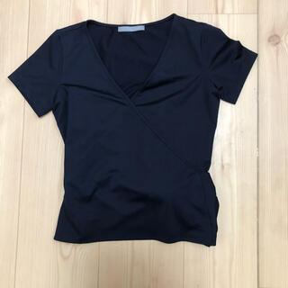 セオリーリュクス(Theory luxe)のtheory luxe  紺色 Tシャツ(Tシャツ(半袖/袖なし))