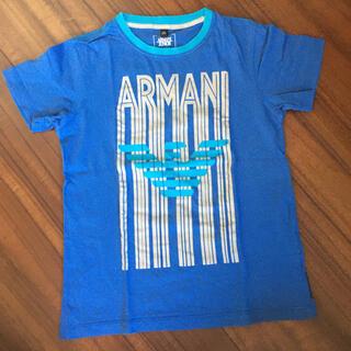アルマーニ ジュニア(ARMANI JUNIOR)のアルマーニ 8A(Tシャツ/カットソー)