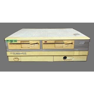 NEC - NEC PC-8801mkⅡ FR レア レトロ PC 本体 動作確認済み