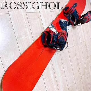 ロシニョール(ROSSIGNOL)のロシニョール スノーボード 155センチmen's(ボード)