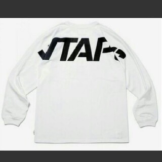 W)taps - 【新品】WTAPS STENCIL L/S TEE 長袖 Tシャツ S白