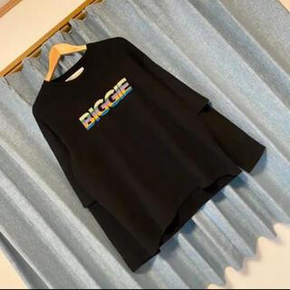 アンユーズド(UNUSED)のDAIRIKU 19AW Biggie/Layered T-shirt(Tシャツ/カットソー(七分/長袖))