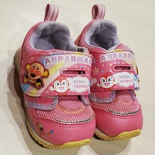 アンパンマン(アンパンマン)のアンパンマン 女の子 靴 13センチ(スニーカー)