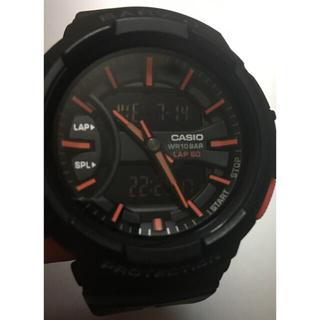 ベビージー(Baby-G)のCASIO Baby-G BGA-240L FOR RUNNING (腕時計)