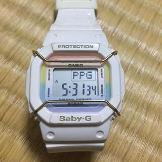 ベビージー(Baby-G)のBaby-g ラバコレ 2014 BGD-500LB プロテクター(腕時計)