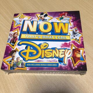 《新品未使用》Now That's What I Call Disney 4枚組(映画音楽)