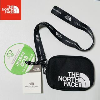 THE NORTH FACE - ノースフェイス ホワイトレーベル コインケース ウォレット ブラック 新品