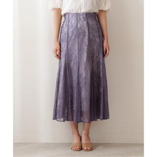 PROPORTION BODY DRESSING - PROPORTION BODY DRESSING レースフレアスカート