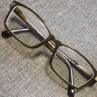 バーバリー(BURBERRY)の94 A 美品 バーバリー BURBERRY メガネ 度付き(サングラス/メガネ)