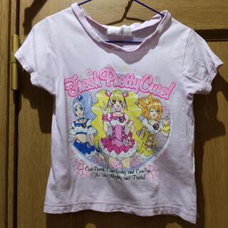 バンダイ(BANDAI)の【確認用】フレッシュプリキュア Tシャツ サイズ100 同梱無料(Tシャツ/カットソー)
