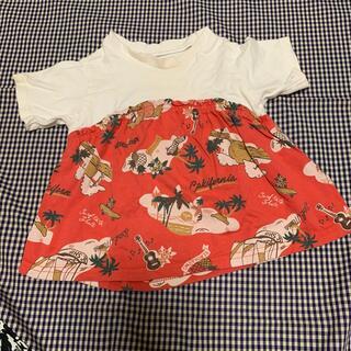 ロデオクラウンズワイドボウル(RODEO CROWNS WIDE BOWL)のTシャツ ロデオクラウンズ (Tシャツ/カットソー)