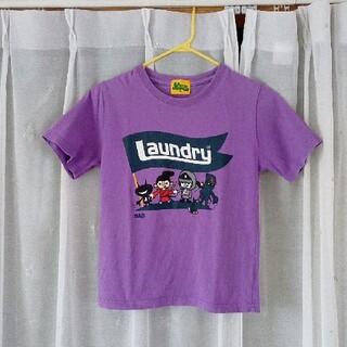 LAUNDRY - 130㎝ LaundryTシャツ