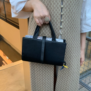 本革レビューブックカバー JIM4 ブラック お名前レーザー彫刻可能(ブックカバー)
