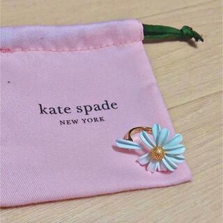 ケイトスペードニューヨーク(kate spade new york)のケイトスペード デイジー フラワー リング 指輪 新品 花 (リング(指輪))