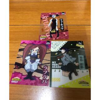 シュウエイシャ(集英社)のヒロアカ カードコレクション クリアカード(その他)