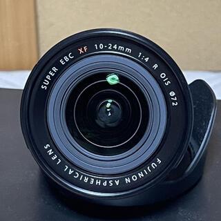 富士フイルム - 【美品】Fujifilm 富士フイルム XF 10-24mm f/4 付属品あり