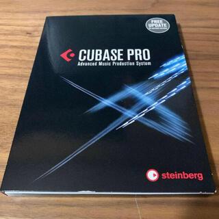 ヤマハ(ヤマハ)のCubase Pro10 パッケージ版(DAWソフトウェア)
