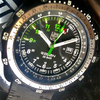 Luminox - 極上美品LUMI NOX RECON GMT ref 8831完動品62700円