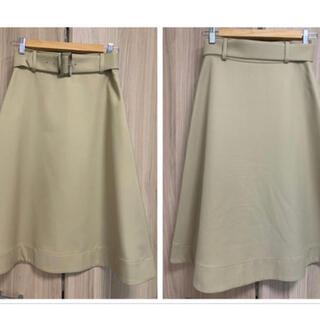 バナーバレット(Banner Barrett)のBannerBarrett♡Aラインスカート(ひざ丈スカート)