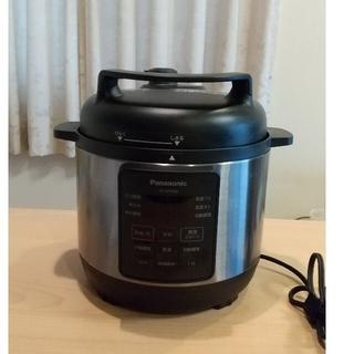 パナソニック(Panasonic)のパナソニック  電気圧力鍋    SR-MP300(調理機器)