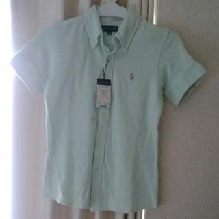 ラルフローレン(Ralph Lauren)のラルフローレンポロシャツ150cmグリーン(その他)