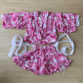 浴衣ドレス 100