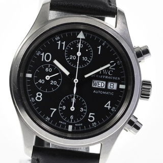 インターナショナルウォッチカンパニー(IWC)のIWC フリーガー 3706-003 メンズ 【中古】(腕時計(アナログ))