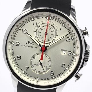 インターナショナルウォッチカンパニー(IWC)のIWC ポルトギーゼ ヨットクラブ IW390211 メンズ 【中古】(腕時計(アナログ))