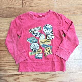 イオン(AEON)のイオン 長袖 Tシャツ 110センチ 子供服(Tシャツ/カットソー)