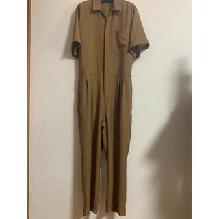コモリ(COMOLI)のオーラリー ジャンプスーツ(セットアップ)