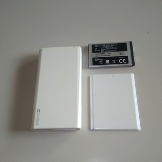 サムスン(SAMSUNG)の美品 740SC SIMフリー(携帯電話本体)