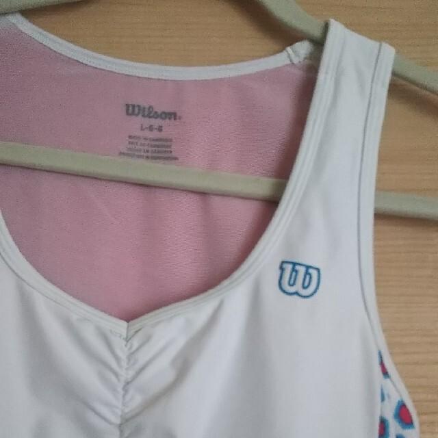 wilson(ウィルソン)のテニスウエア wilson スポーツ/アウトドアのテニス(ウェア)の商品写真
