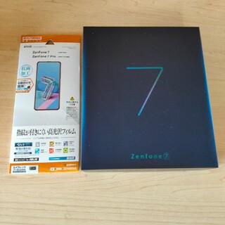 ASUS - Zenfone7 ブラック