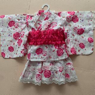 西松屋 - 浴衣ドレス