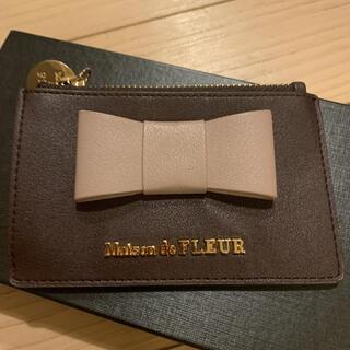 Maison de FLEUR - メゾンドフルール カードケース