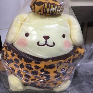 ポムポムプリン - ポムポムプリン  NMB48 ぬいぐるみBIG 新品未開封 送料無料!