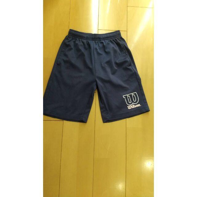 wilson(ウィルソン)のウイルソンwilsonテニスバトミントンハーフパンツ女の子ショートパンツ 140 スポーツ/アウトドアのテニス(ウェア)の商品写真