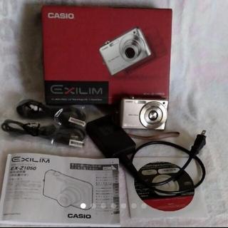 CASIO - カシオ EXILIM EX-Z1050 デジタルカメラ コンパクトカメラ