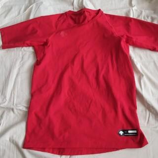 DESCENTE - 美品●DESCENTEアンダーシャツ160cm暑さ対策①