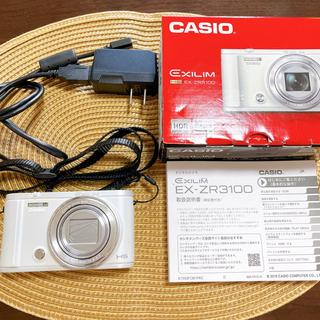 CASIO - CASIO デジタルカメラ EXILIM EX-ZR3100