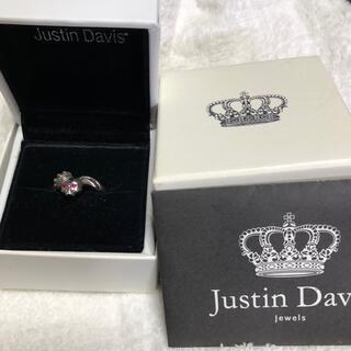 ジャスティンデイビス(Justin Davis)のJUSTIN DAVIS SKULL LABITリング(リング(指輪))