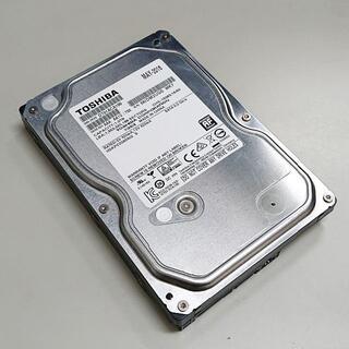 東芝 - HDD 3.5インチ 1TB 東芝 SATA DT01ACA100 v43