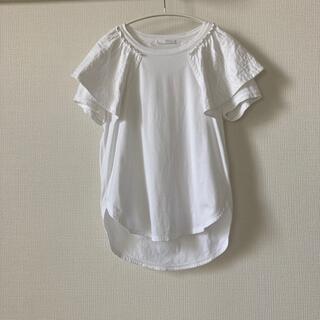 クロエ(Chloe)のクロエChloe カットソー Tシャツ(Tシャツ(半袖/袖なし))