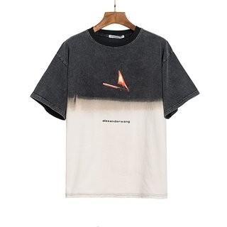 アレキサンダーワン(Alexander Wang)のAlexanderWang  カジュアル半袖 B-1009 二枚11000円です(Tシャツ/カットソー(半袖/袖なし))