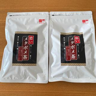 ティーライフ(Tea Life)の濃いメタボメ茶 ティーライフ ポット用30個入 2袋◎新品未開封◎(ダイエット食品)