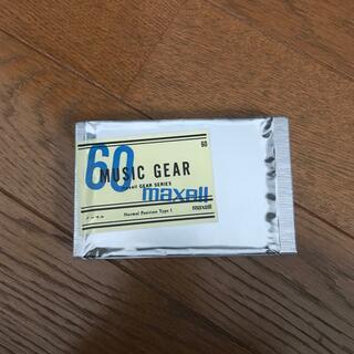 maxell - カセットテープ maxell 60